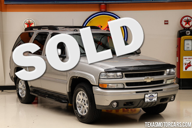2005 Chevrolet Tahoe Z71 This Carfax 1-Owner accident-free 2005 Chevrolet Tahoe Z71 is in great s