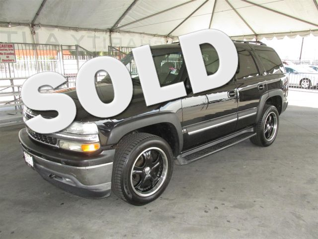 2005 Chevrolet Tahoe LT This particular Vehicle comes with 3rd Row Seat Please call or e-mail to
