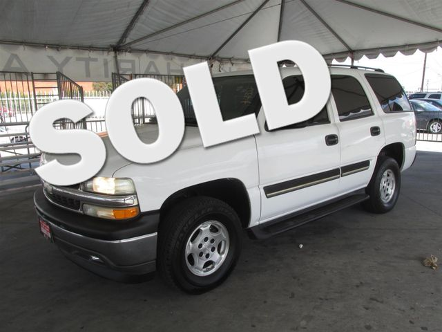2005 Chevrolet Tahoe LS This particular vehicle has a SALVAGE title Please call or email to check