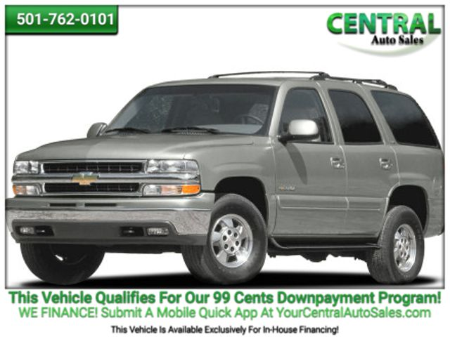 2005 Chevrolet Tahoe LS | Hot Springs, AR | Central Auto Sales in Hot Springs AR