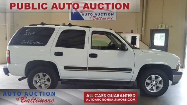 2005 Chevrolet Tahoe LS | JOPPA, MD | Auto Auction of Baltimore  in JOPPA MD