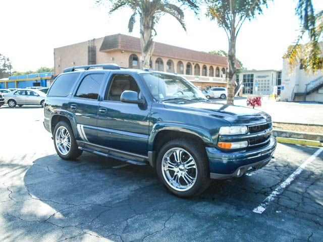 2005 Chevrolet Tahoe Z71 Limited warranty included to assure your worry-free purchase AutoCheck r