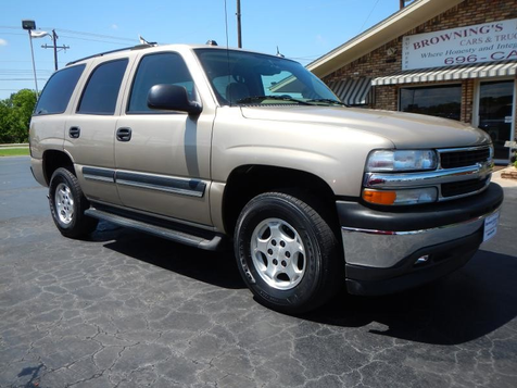 2005 Chevrolet Tahoe LS in Wichita Falls, TX