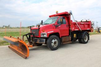 2005 Chevrolet Topkick Snow plow truck/dump Roscoe, Illinois