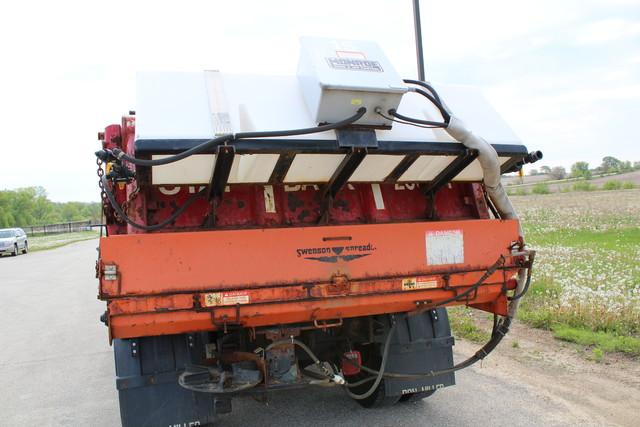 2005 Chevrolet Topkick Snow plow truck/dump Roscoe, Illinois 1