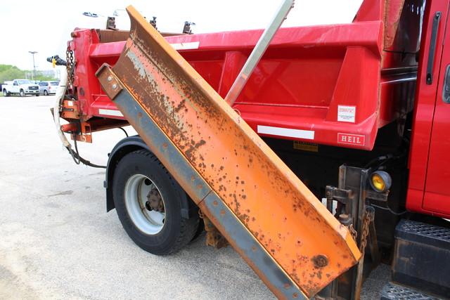 2005 Chevrolet Topkick Snow plow truck/dump Roscoe, Illinois 3
