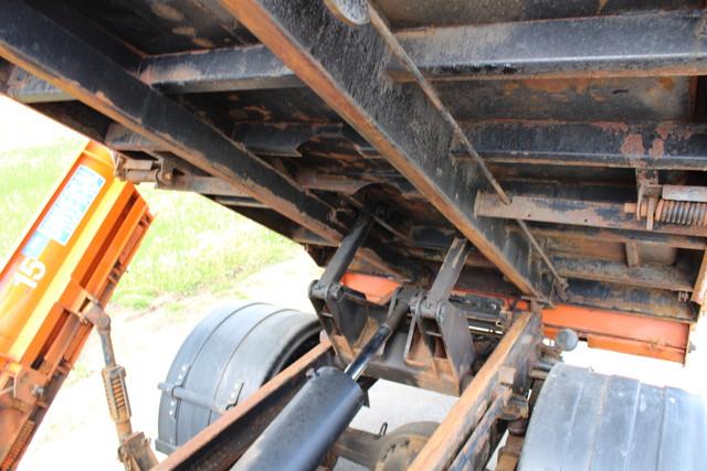 2005 Chevrolet Topkick Snow plow truck/dump Roscoe, Illinois 5
