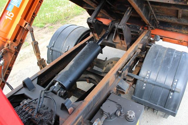 2005 Chevrolet Topkick Snow plow truck/dump Roscoe, Illinois 6