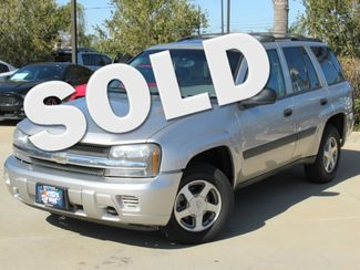 2005 Chevrolet TrailBlazer LS 4WD | Houston, TX | American Auto Centers in Houston TX