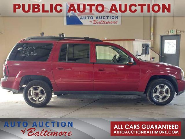 2005 Chevrolet TrailBlazer LT | JOPPA, MD | Auto Auction of Baltimore  in JOPPA MD