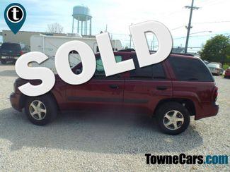 2005 Chevrolet TrailBlazer LS | Medina, OH | Towne Auto Sales in Medina OH