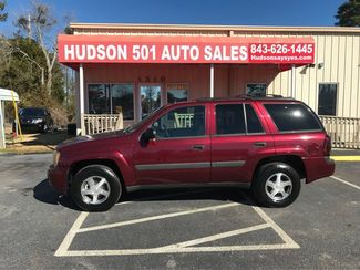 2005 Chevrolet TrailBlazer LS | Myrtle Beach, South Carolina | Hudson Auto Sales in Myrtle Beach South Carolina
