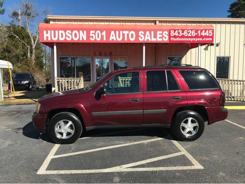 2005 Chevrolet TrailBlazer LS | Myrtle Beach, South Carolina | Hudson Auto Sales in Myrtle Beach South Carolina