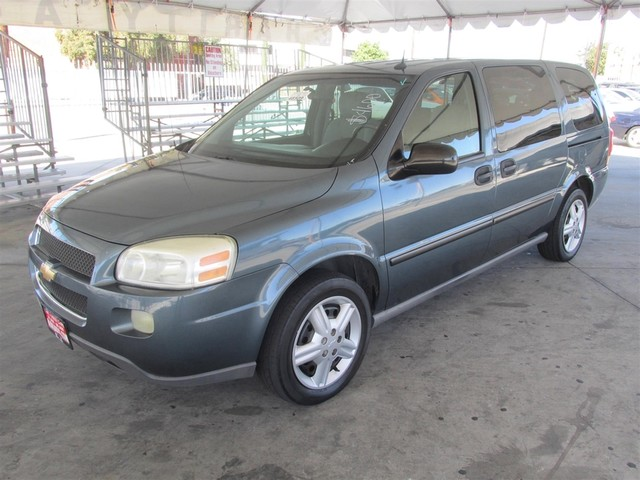2005 Chevrolet Uplander Base This particular Vehicle comes with 3rd Row Seat Please call or e-mai