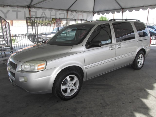 2005 Chevrolet Uplander LS This particular Vehicle comes with 3rd Row Seat Please call or e-mail