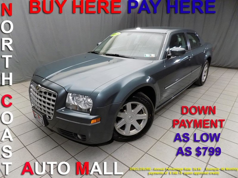 2005 Chrysler 300 Touring As low as $799 DOWN in Cleveland, Ohio