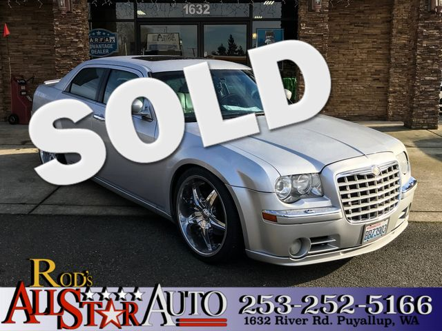 2005 Chrysler 300 300C The CARFAX Buy Back Guarantee that comes with this vehicle means that you c