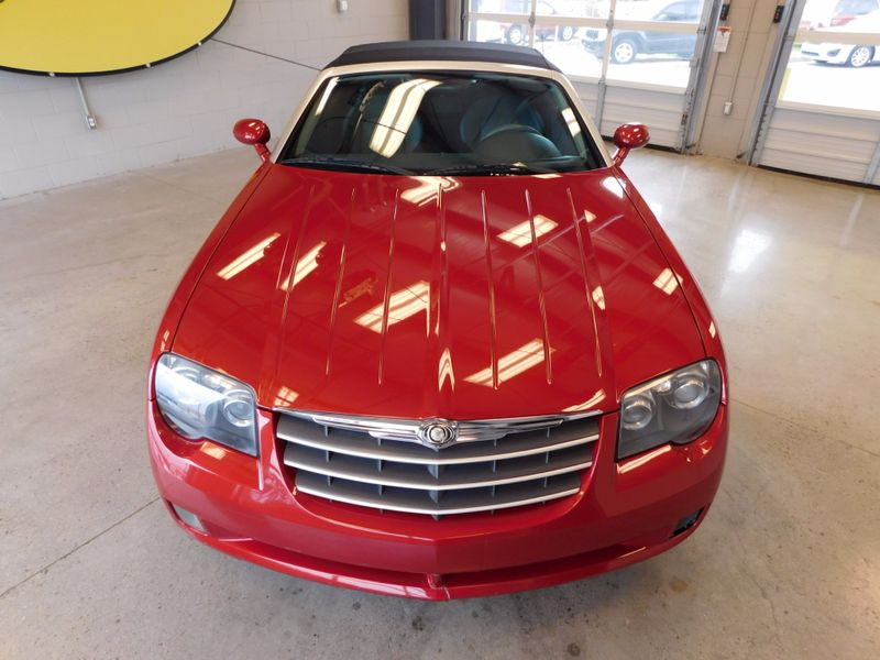 2005 Chrysler Crossfire Limited  city TN  Doug Justus Auto Center Inc  in Airport Motor Mile ( Metro Knoxville ), TN