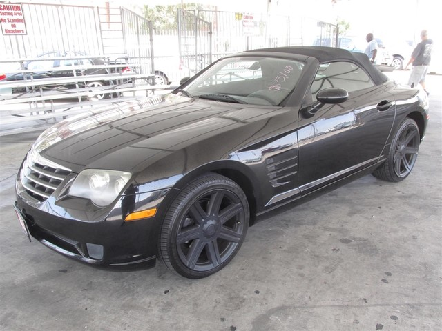 2005 Chrysler Crossfire Please call or e-mail to check availability All of our vehicles are ava