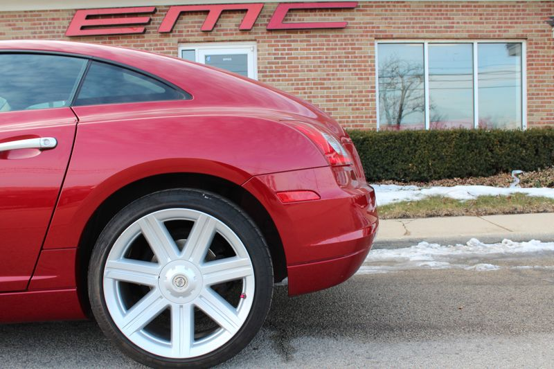 2005 Chrysler Crossfire Limited  Lake Bluff IL  Executive Motor Carz  in Lake Bluff, IL