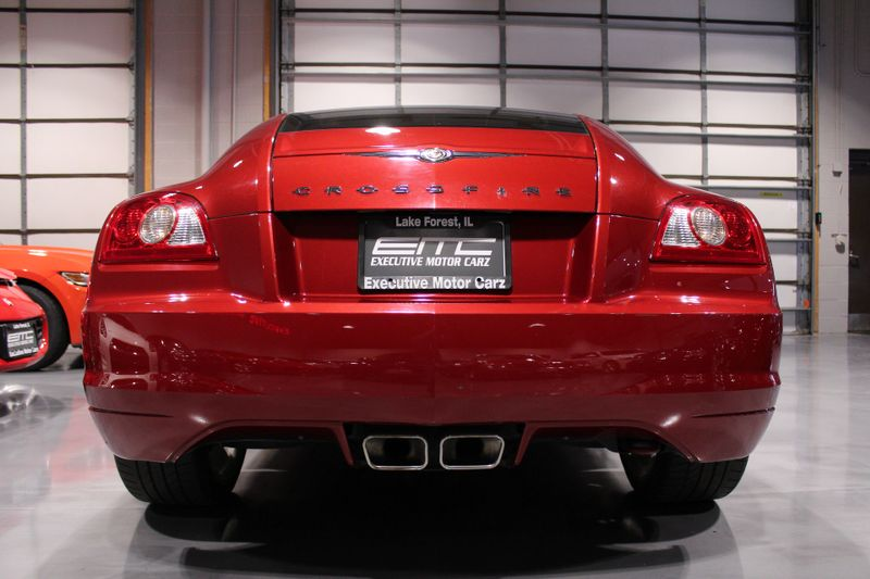 2005 Chrysler Crossfire Limited  Lake Forest IL  Executive Motor Carz  in Lake Forest, IL