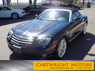 2005 Chrysler Crossfire Limited*ROADSTER*LEATHER*MANUAL TRANS*LOW MILES* Las Vegas, Nevada