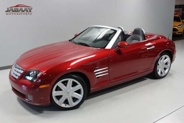 2005 Chrysler Crossfire Limited Merrillville, Indiana 22