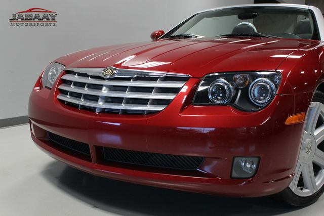2005 Chrysler Crossfire Limited Merrillville, Indiana 23