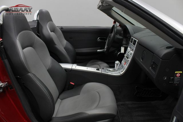 2005 Chrysler Crossfire Limited Merrillville, Indiana 13