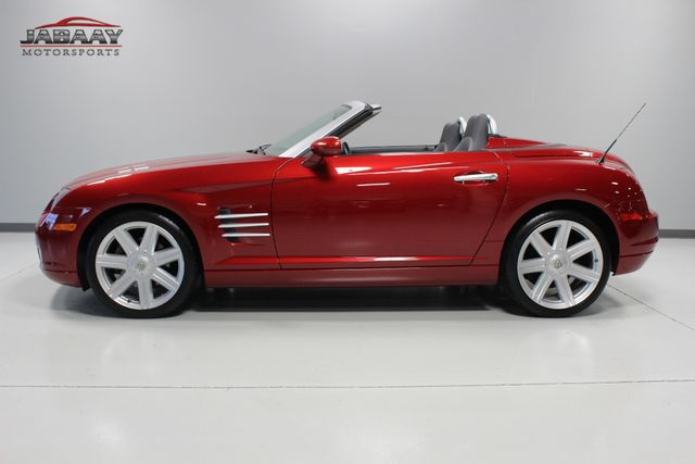 2005 Chrysler Crossfire Limited Merrillville, Indiana 1