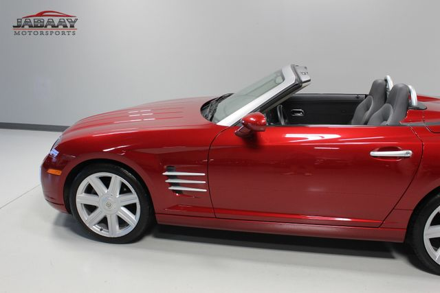 2005 Chrysler Crossfire Limited Merrillville, Indiana 25