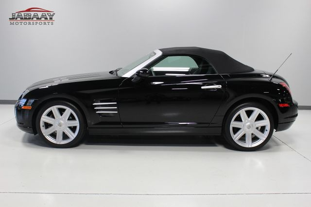 2005 Chrysler Crossfire Limited Merrillville, Indiana 24
