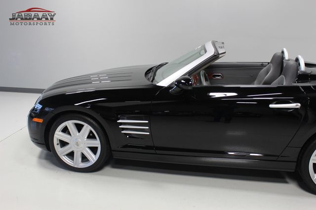 2005 Chrysler Crossfire Limited Merrillville, Indiana 30
