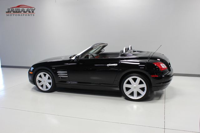 2005 Chrysler Crossfire Limited Merrillville, Indiana 35