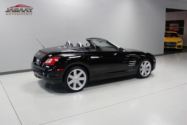 2005 Chrysler Crossfire Limited Merrillville, Indiana 38