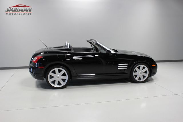 2005 Chrysler Crossfire Limited Merrillville, Indiana 39