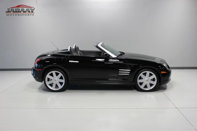 2005 Chrysler Crossfire Limited Merrillville, Indiana 40