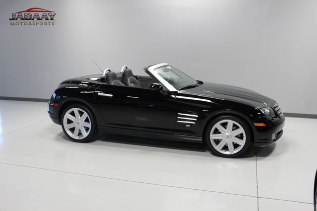 2005 Chrysler Crossfire Limited Merrillville, Indiana 41