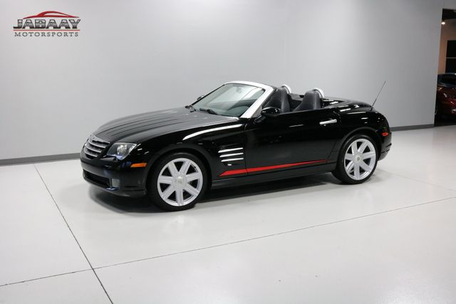 2005 Chrysler Crossfire Limited Merrillville, Indiana 31