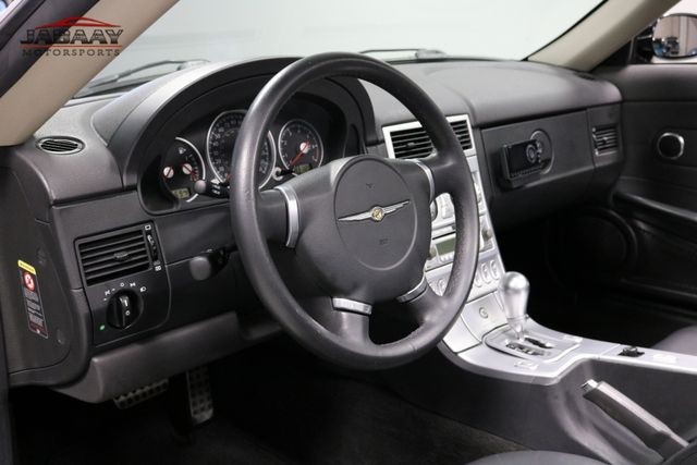 2005 Chrysler Crossfire Limited Merrillville, Indiana 9