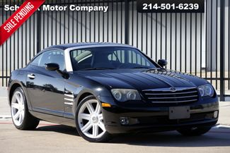 2005 Chrysler Crossfire Limited Plano, TX
