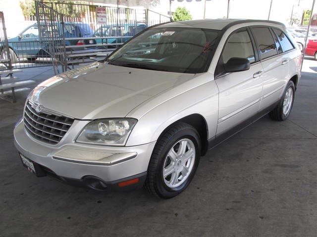 2005 Chrysler Pacifica Touring This particular Vehicle comes with 3rd Row Seat Please call or e-m