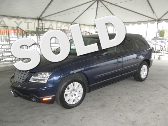 2005 Chrysler Pacifica Please call or e-mail to check availability All of our vehicles are avai