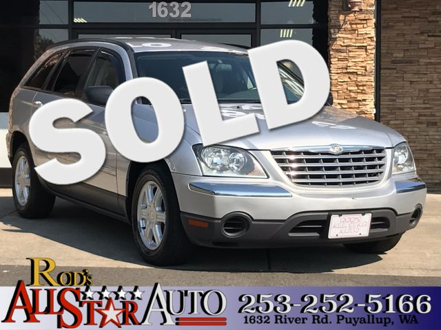 2005 Chrysler Pacifica AWD The CARFAX Buy Back Guarantee that comes with this vehicle means that y