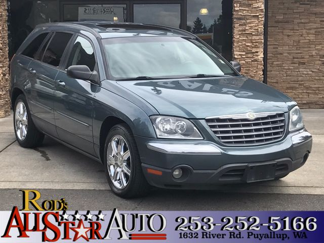 2005 Chrysler Pacifica Touring AWD The CARFAX Buy Back Guarantee that comes with this vehicle mean