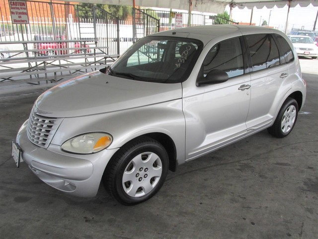 2005 Chrysler PT Cruiser Touring This particular vehicle has a SALVAGE title Please call or email