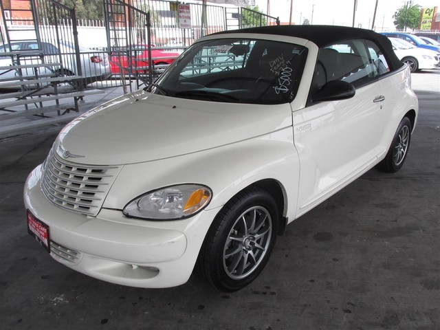 2005 Chrysler PT Cruiser GT Please call or e-mail to check availability All of our vehicles are