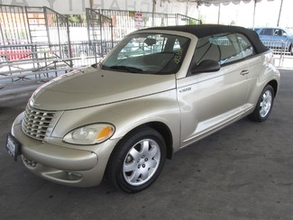 2005 Chrysler PT Cruiser Touring Gardena, California