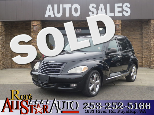 2005 Chrysler PT Cruiser GT The CARFAX Buy Back Guarantee that comes with this vehicle means that
