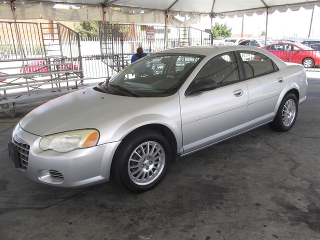 2005 Chrysler Sebring Touring Please call or e-mail to check availability All of our vehicles a